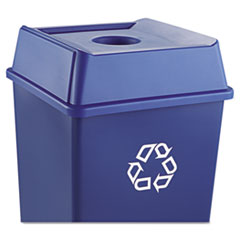 RCP2791BLU - Untouchable® Recycling Tops