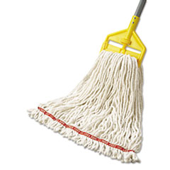 RCPA213WHI - Web Foot® Shrinkless® Wet Mop