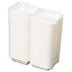 GNPSN240 - Foam Hinged Carryout Containers