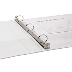 SAM18137C - Samsill® Speedy Spine™ Round Ring Binder