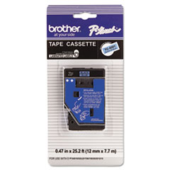 BRTTC6001 - Brother® P-Touch® TC Series Standard Adhesive Laminated Labeling Tape