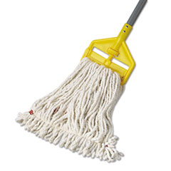 RCPA211WHI - Web Foot® Shrinkless® Wet Mop