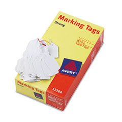 AVE12204 - Avery® Strung Marking Tags