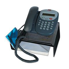 UNV20015 - Universal® Mesh Telephone Desk Stand