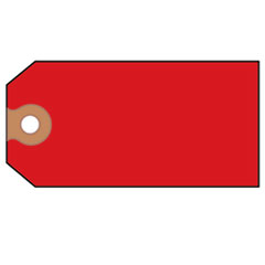 AVE12345 - Avery® Unstrung Shipping Tags