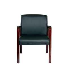 ALERL4319M - Alera® Reception Lounge Series Wood Guest Chair