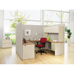 BSXP7248GYGY - Basyx® Versé™ Office Panel