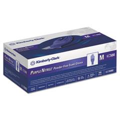 KCC55082CT - Kimberly-Clark Professional* PURPLE NITRILE* Exam Gloves