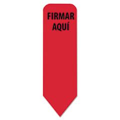 RTG82025 - Redi-Tag® Spanish Dispenser Arrow Flags