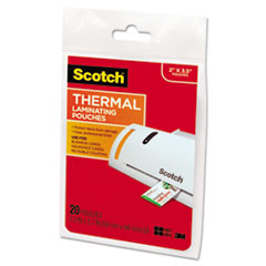 MMMTP585120 - Scotch® Laminating Pouches