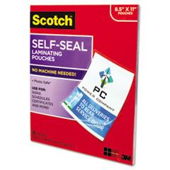 MMMLS85425G - Scotch® Self-Sealing Laminating Sheets