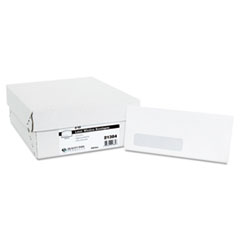 QUA21384 - Quality Park™ Laser & Inkjet White Business Envelope