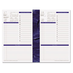 FDP3706314 - FranklinCovey® Monticello Dated One Page-per-Day Planner Refill
