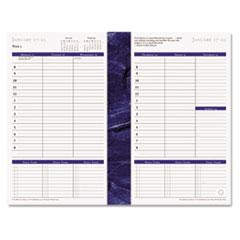 FDP3706214 - FranklinCovey® Monticello Dated Weekly/Monthly Planner Refill
