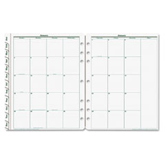FDP3540014 - Franklin Covey® Original Dated Monthly Planner Refill