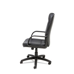 ALESP41LS10B - Alera® Sparis Executive High-Back Swivel/Tilt Leather Chair