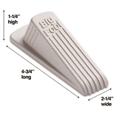 MAS00900 - Master Caster® Big Foot® Doorstop