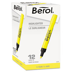 SAN64324 - Eberhard Faber® 4009® Chisel Tip Highlighter