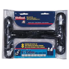 EKT269-36168 - Eklind ToolStandard Grip Metric Hex T-Key Sets