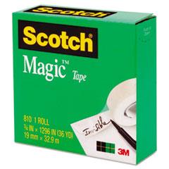 MMM810341296 - Scotch® Magic™ Office Tape