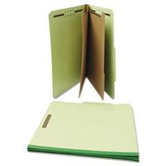 UNV10271 - Universal® Four-, Six- and Eight-Section Classification Folders