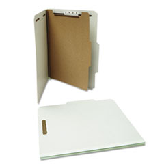UNV10252 - Universal® Four-, Six- and Eight-Section Classification Folders
