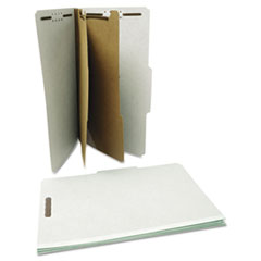 UNV10282 - Universal® Four-, Six- and Eight-Section Classification Folders