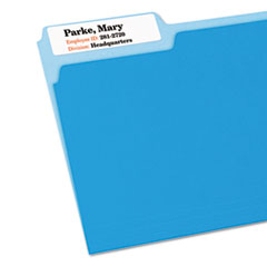 AVE5027 - Avery® Extra Large File Folder Labels with TrueBlock™ Technology