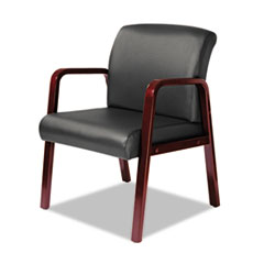ALERL4319C - Alera® Reception Lounge Series Wood Guest Chair