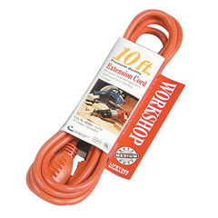 ORS172-02559 - Coleman CableVinyl Extension Cords