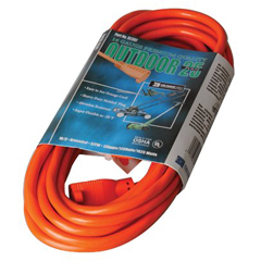ORS172-02307 - Coleman CableVinyl Extension Cords