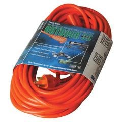 ORS172-02308 - Coleman Cable - Vinyl Extension Cords