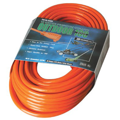 ORS172-02309 - Coleman CableVinyl Extension Cords