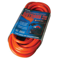 ORS172-02407 - Coleman CableVinyl Extension Cords