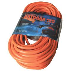 ORS172-02409 - Coleman Cable - Vinyl Extension Cords