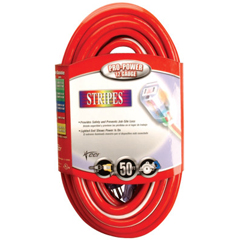 ORS172-02549USA1 - Coleman CableStripes Extension Cord, 3 1/4 In