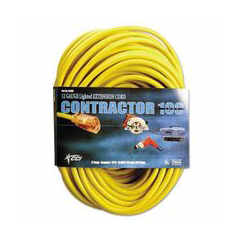 ORS172-02589-0002 - Coleman CableVinyl Extension Cords / 100 ft.