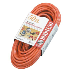 ORS172-04218 - Coleman Cable - Tri-Source™ Vinyl Multiple Outlet Cords