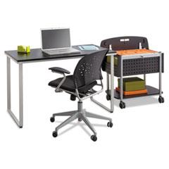SAF1943BLSL - Safco® Steel Desk