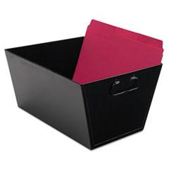 AVT63008 - Advantus® Steel File and Storage Bin