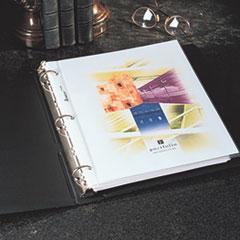 AVE74130 - Avery® Diamond Clear Easy Load Sheet Protector