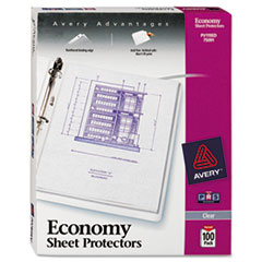 AVE75091 - Avery® Top Loading Standard Weight Sheet Protector