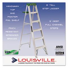 DADAS4006 - Davidson® #428 Aluminum Step Ladder
