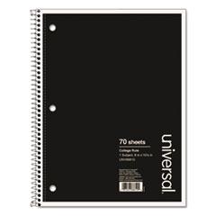UNV66610 - Universal® Wirebound Notebook