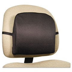 AVT602804MH05 - Advantus® Memory Foam Massage Lumbar Cushion