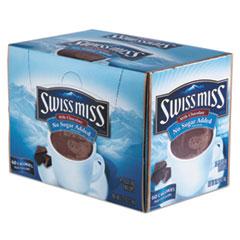 SWM55584 - Swiss Miss® Hot Cocoa Mix, No Sugar