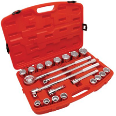 CHT181-CTK21SAE - Cooper Industries21 Piece Mechanics Tool Sets