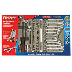 ORS181-CTK70MP - Cooper Hand Tools Crescent70 Piece Professional Tool Sets