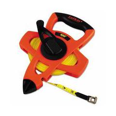 ORS182-FE100 - Cooper Hand Tools LufkinHi-Viz® Orange Reel Fiberglass Tapes