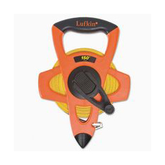 ORS182-FE150 - Cooper Hand Tools LufkinHi-Viz® Orange Reel Fiberglass Tapes